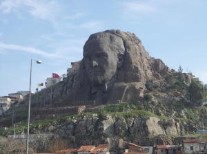 Ataturk Bust
