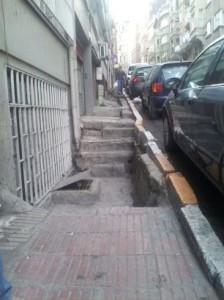 beyoglu street